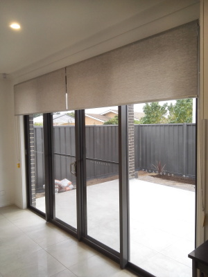 Linked Roller Blinds