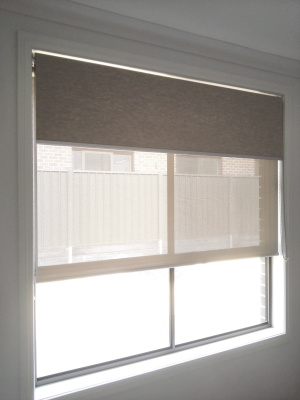 Combo Roller Blinds (Day and Night)